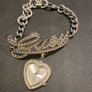 Guess. - Silver Watch bracelet